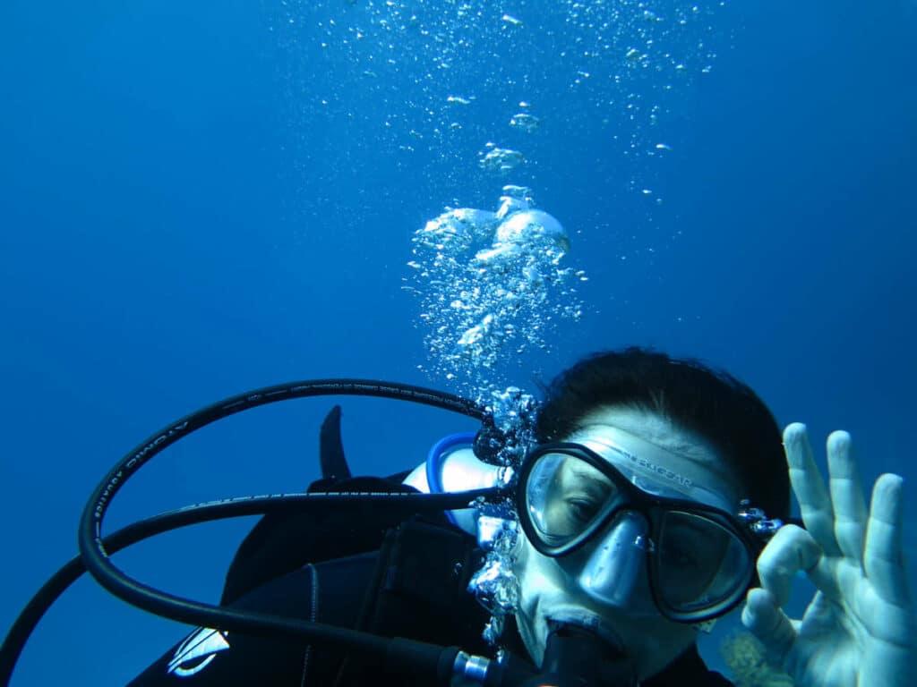 GoProDive Tauchschule Master Scuba Diver