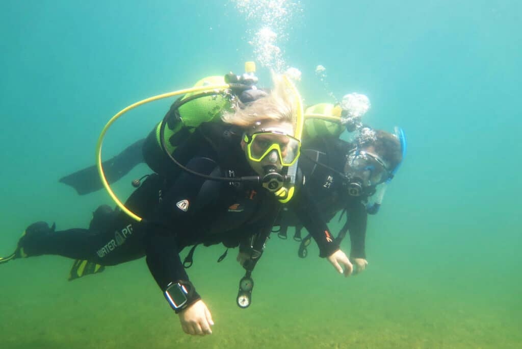 GoProDive Tauchschule Einsteigerkurse Open Water Diver OWD