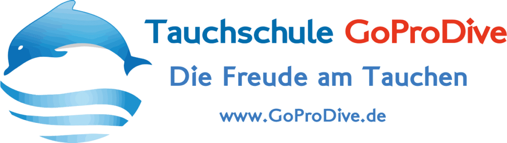 GoProDive Tauchschule Logo