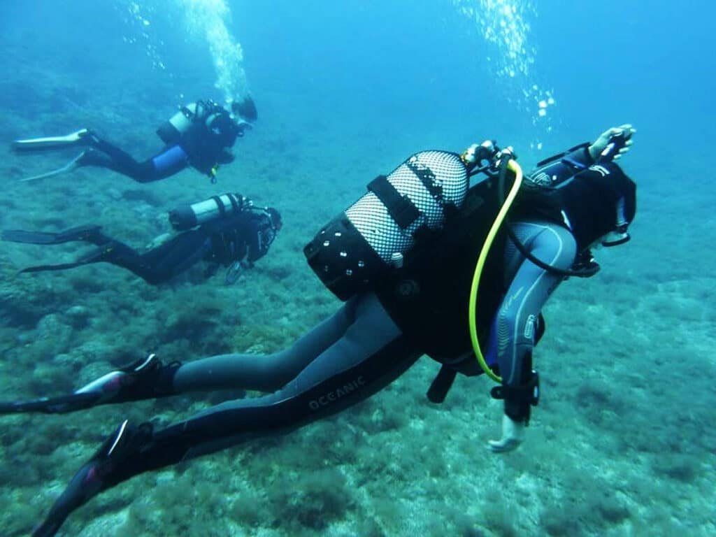 Tauschschule GoProDive PDA Instructor Crossover